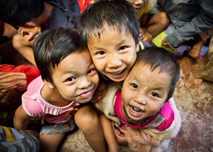 Donativo puntual Colabora Birmania