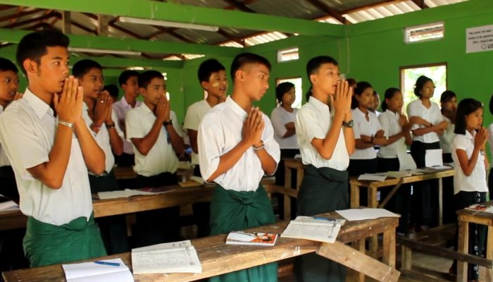 escuela seyala birmania