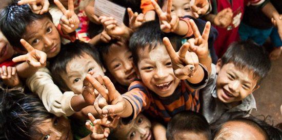 Escuela Km 42 Colabora-Birmania