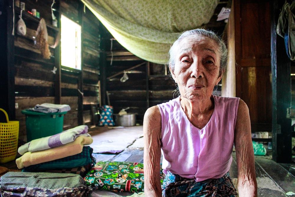 birmania mujer seyalá