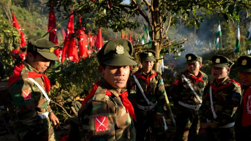 Myanmar Ethnic Armies Photo Gallery-3