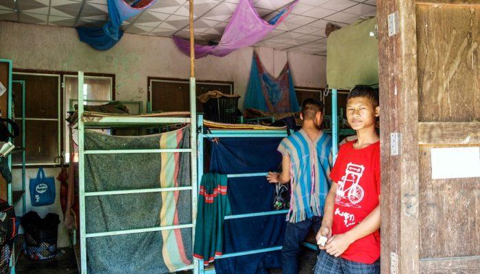 Orfanato Safe Haven Colabora Birmania