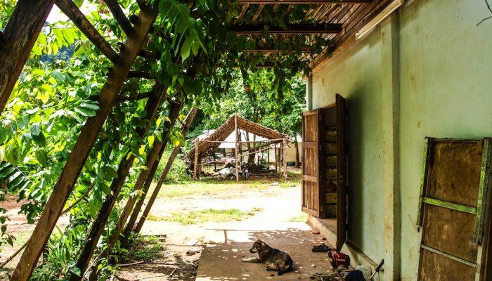 Orfanato Safe Haven dormitorios