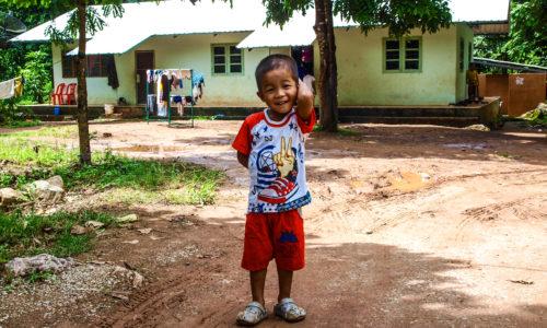 Safe Haven orfanato