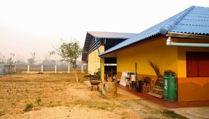 Edificio orfanato