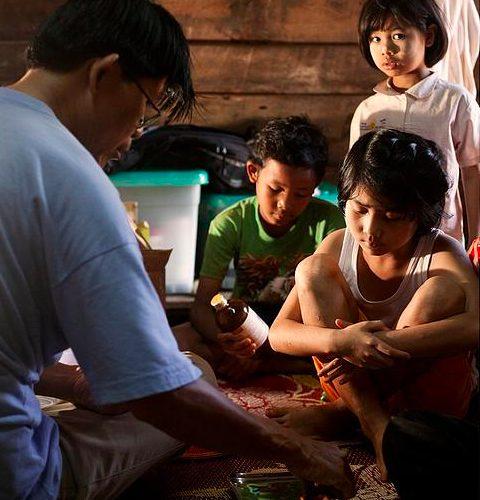 birmanos atendidos