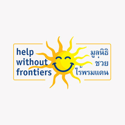 logo help without frontiers