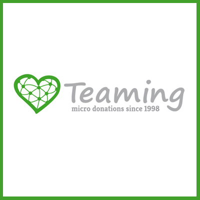 teaming microdonacion