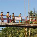 Construcción de un puente